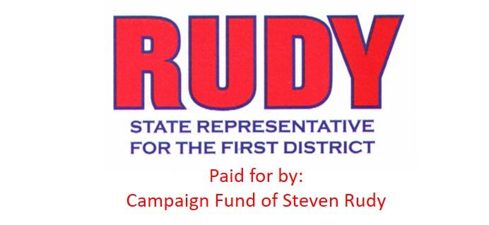 Rudy For State Representative